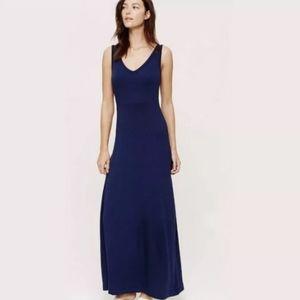 Lou and grey blue navy knit tank dress Size XS